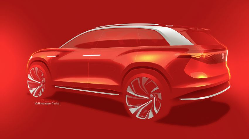 Volkswagen ID. Roomzz makes Shanghai debut – 306 PS, 450 km range, Level 4 autonomous capability Image #947507