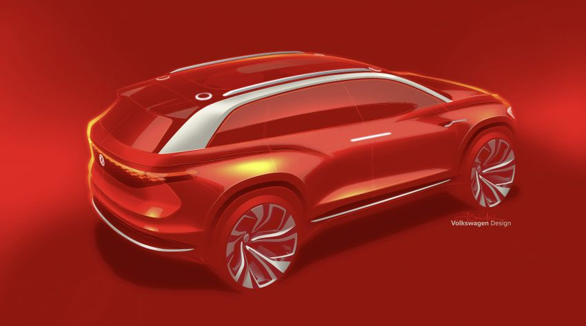Volkswagen ID. Roomzz makes Shanghai debut – 306 PS, 450 km range, Level 4 autonomous capability Image #947508