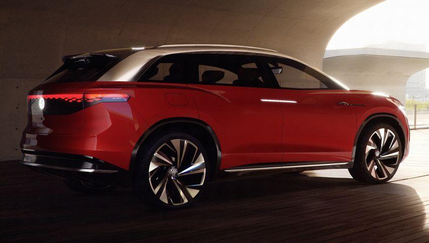 Volkswagen ID. Roomzz makes Shanghai debut – 306 PS, 450 km range, Level 4 autonomous capability Image #947509