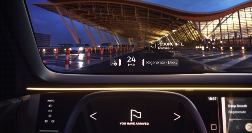 Volkswagen ID. Roomzz makes Shanghai debut – 306 PS, 450 km range, Level 4 autonomous capability Image #947510