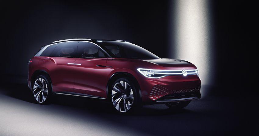 Volkswagen ID. Roomzz makes Shanghai debut – 306 PS, 450 km range, Level 4 autonomous capability Image #947511