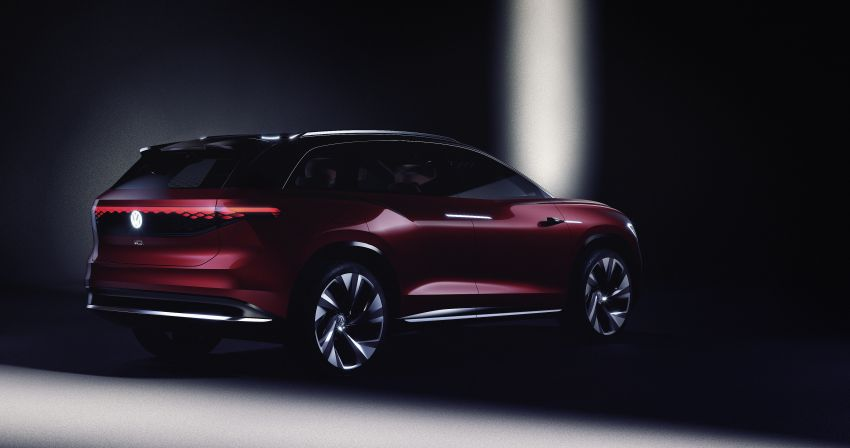 Volkswagen ID. Roomzz makes Shanghai debut – 306 PS, 450 km range, Level 4 autonomous capability Image #947513