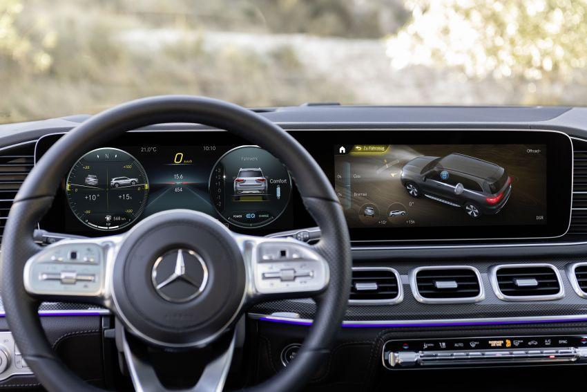 X167 Mercedes-Benz GLS – greater comfort and luxury Image #949582