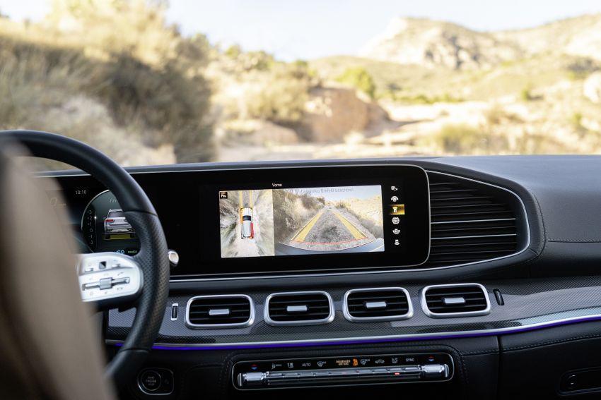 X167 Mercedes-Benz GLS – greater comfort and luxury Image #949583