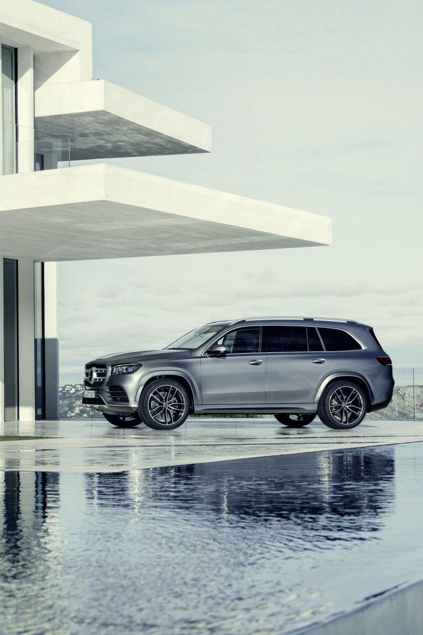 X167 Mercedes-Benz GLS – greater comfort and luxury Image #949595
