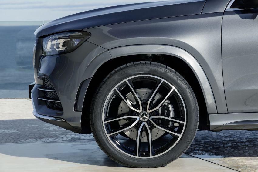 X167 Mercedes-Benz GLS – greater comfort and luxury Image #949602