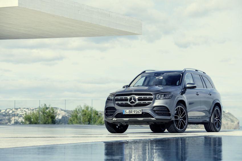 X167 Mercedes-Benz GLS – greater comfort and luxury Image #949608