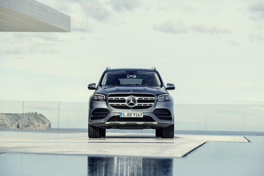 X167 Mercedes-Benz GLS – greater comfort and luxury Image #949611