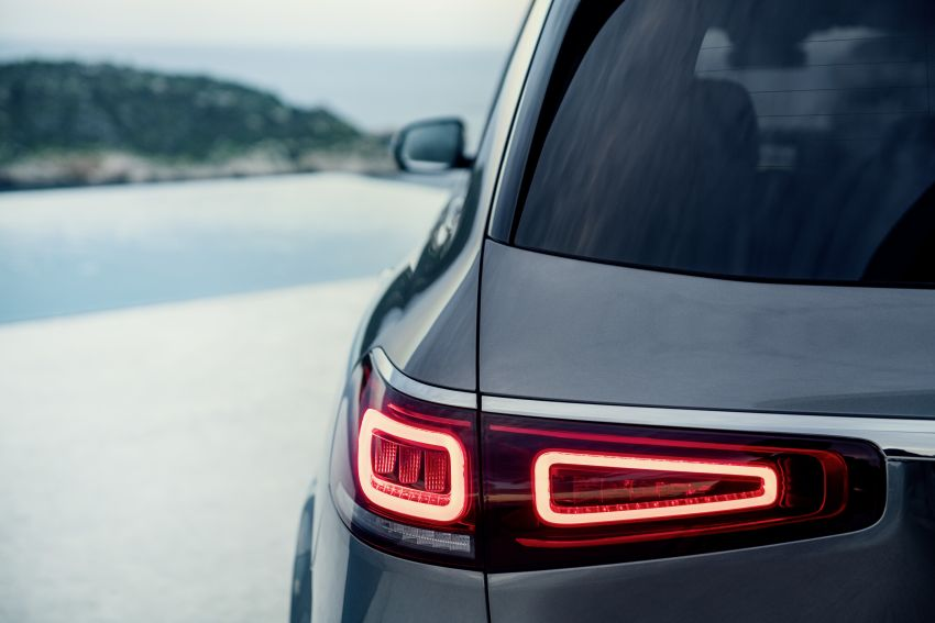 X167 Mercedes-Benz GLS – greater comfort and luxury Image #949620