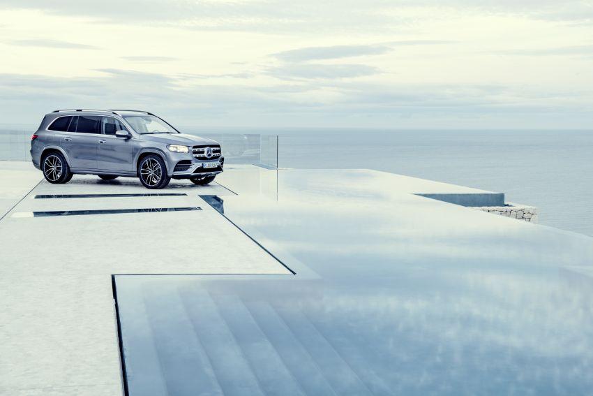 X167 Mercedes-Benz GLS – greater comfort and luxury Image #949622