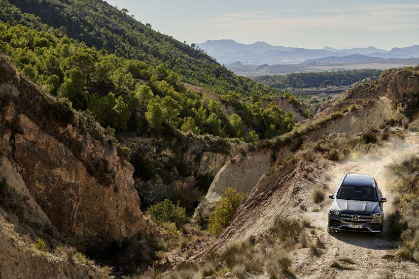 X167 Mercedes-Benz GLS – greater comfort and luxury Image #949629