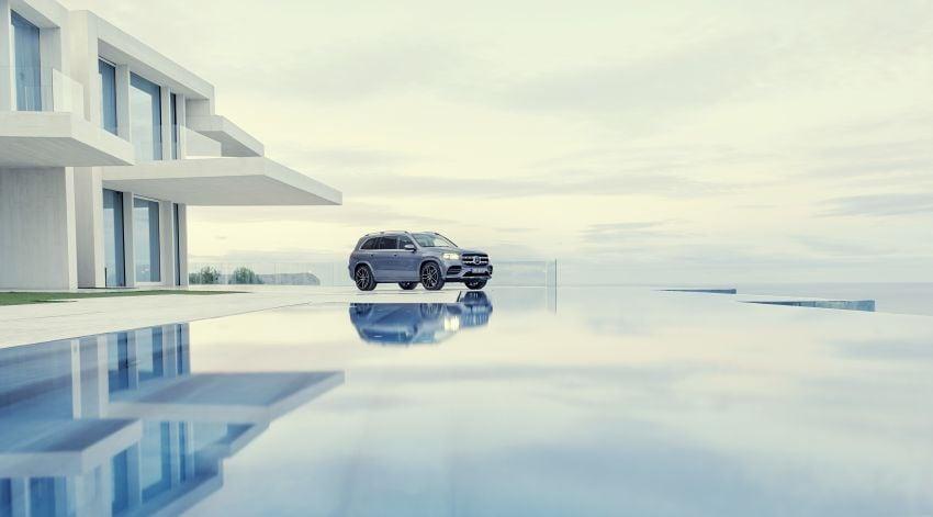 X167 Mercedes-Benz GLS – greater comfort and luxury Image #949632