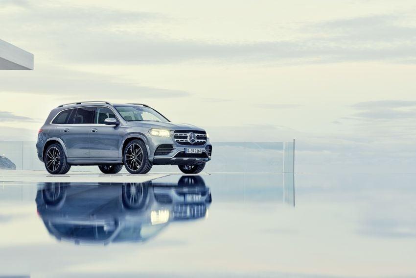 X167 Mercedes-Benz GLS – greater comfort and luxury Image #949633