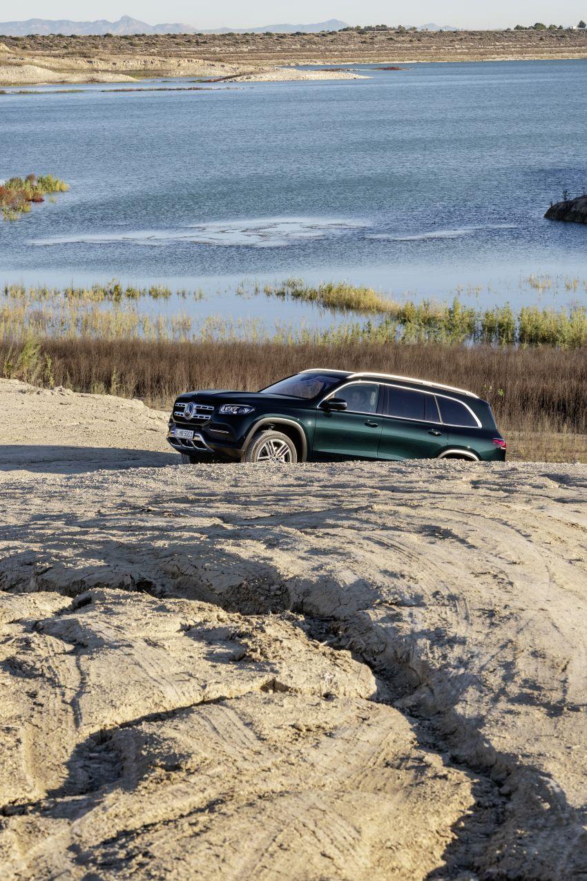 X167 Mercedes-Benz GLS – greater comfort and luxury Image #949647