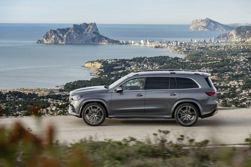 X167 Mercedes-Benz GLS – greater comfort and luxury Image #949571