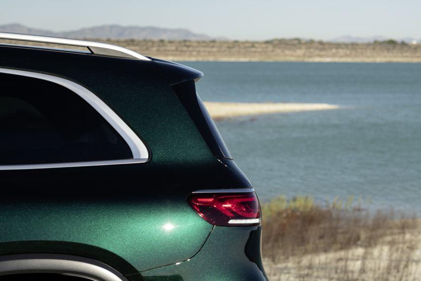 X167 Mercedes-Benz GLS – greater comfort and luxury Image #949651