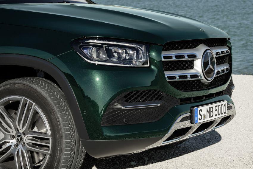 X167 Mercedes-Benz GLS – greater comfort and luxury Image #949653