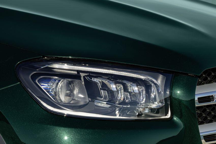 X167 Mercedes-Benz GLS – greater comfort and luxury Image #949654