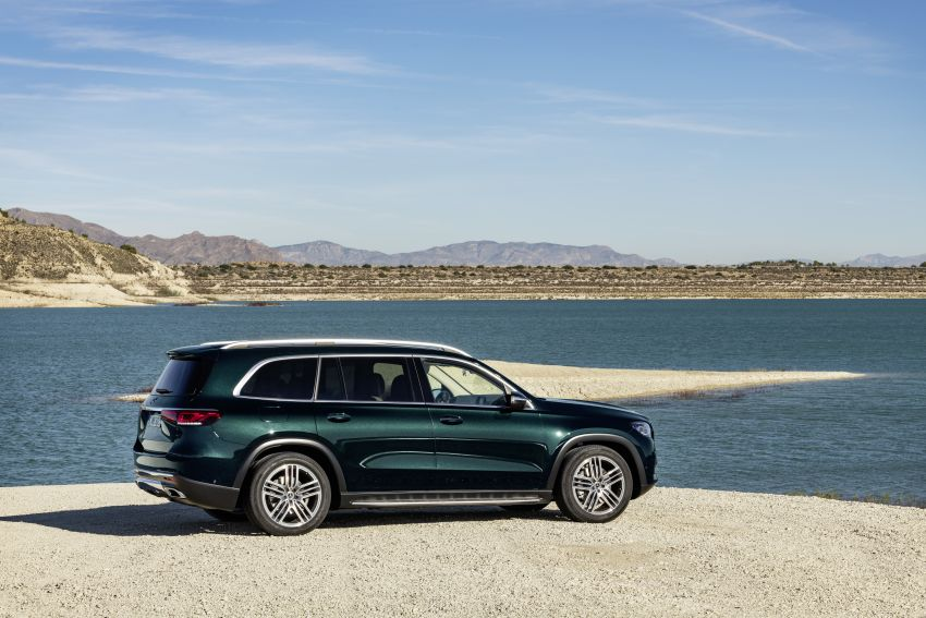 X167 Mercedes-Benz GLS – greater comfort and luxury Image #949655
