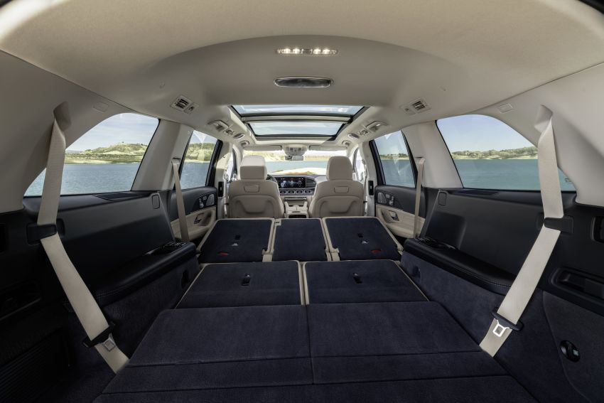 X167 Mercedes-Benz GLS – greater comfort and luxury Image #949656