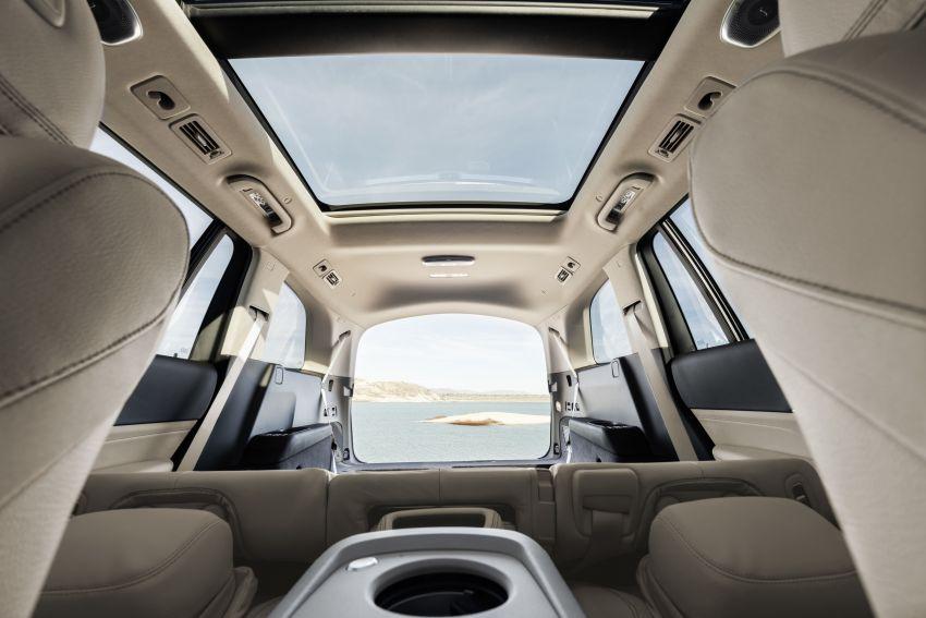 X167 Mercedes-Benz GLS – greater comfort and luxury Image #949657
