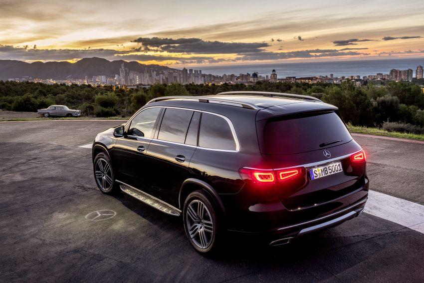 X167 Mercedes-Benz GLS – greater comfort and luxury Image #949664