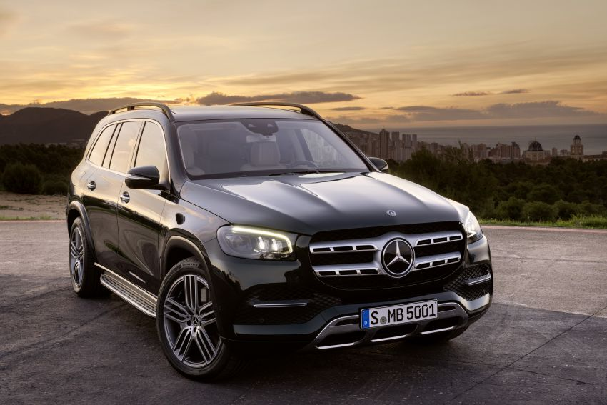 X167 Mercedes-Benz GLS – greater comfort and luxury Image #949665