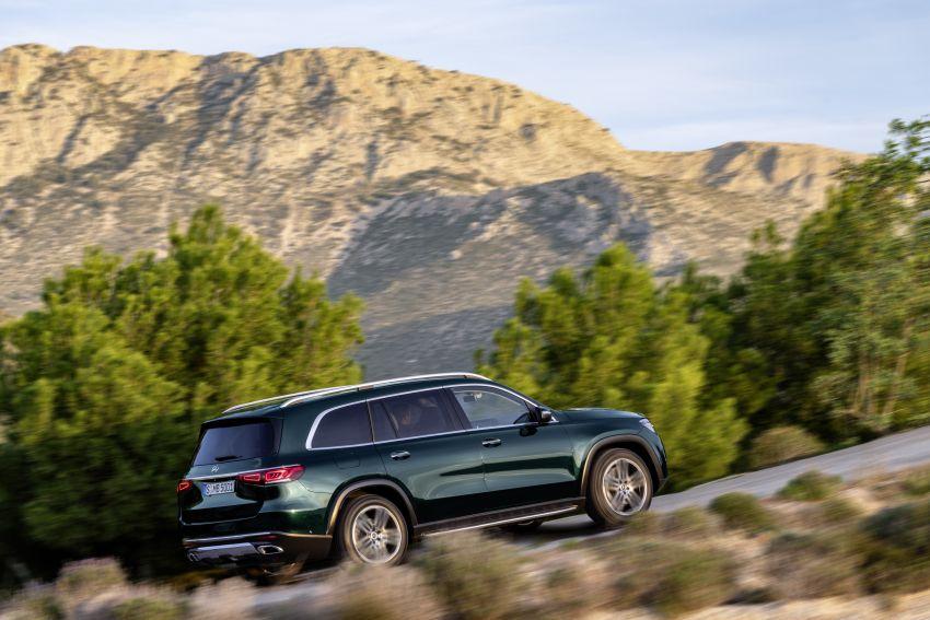 X167 Mercedes-Benz GLS – greater comfort and luxury Image #949666