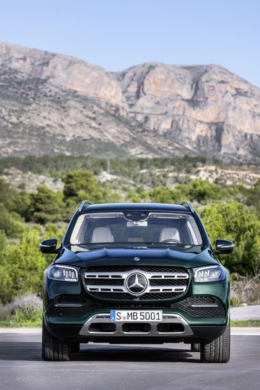 X167 Mercedes-Benz GLS – greater comfort and luxury Image #949673