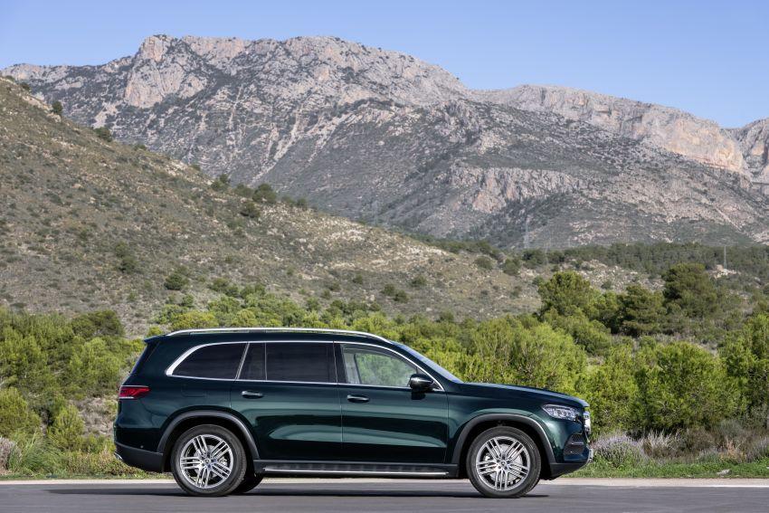 X167 Mercedes-Benz GLS – greater comfort and luxury Image #949678