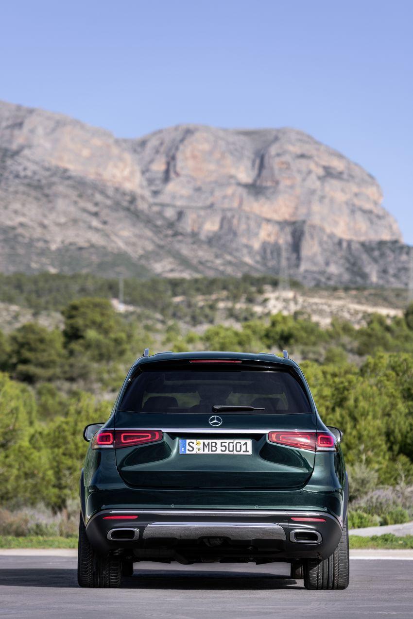 X167 Mercedes-Benz GLS – greater comfort and luxury Image #949681
