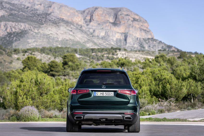 X167 Mercedes-Benz GLS – greater comfort and luxury Image #949682