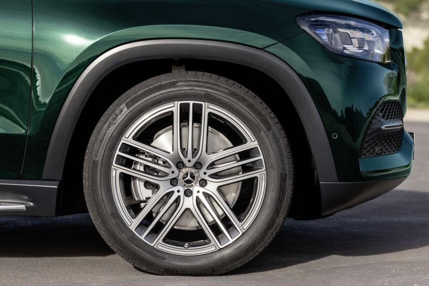 X167 Mercedes-Benz GLS – greater comfort and luxury Image #949684