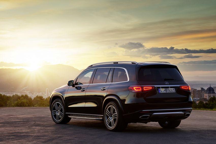X167 Mercedes-Benz GLS – greater comfort and luxury Image #949689