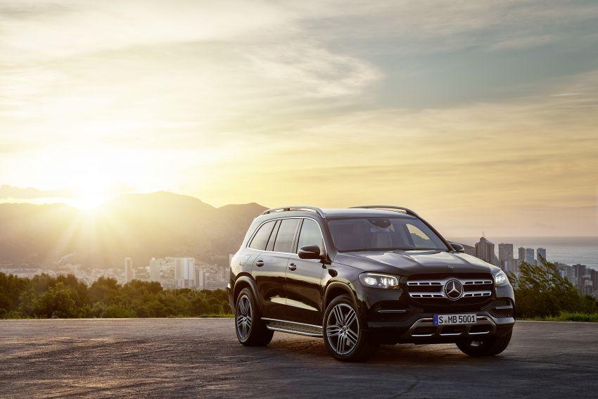X167 Mercedes-Benz GLS – greater comfort and luxury Image #949690