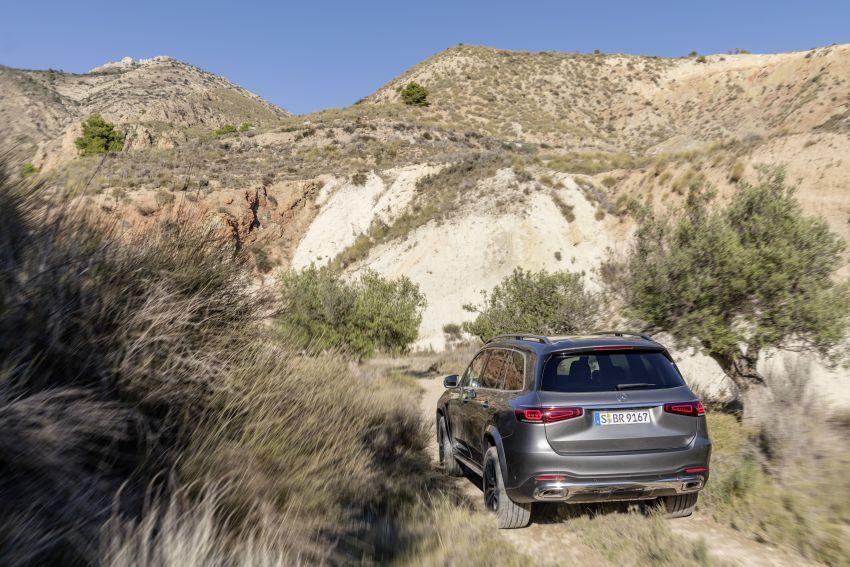 X167 Mercedes-Benz GLS – greater comfort and luxury Image #949577