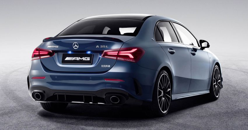 Z177 Mercedes-AMG A35 L 4Matic – only for China Image #948153