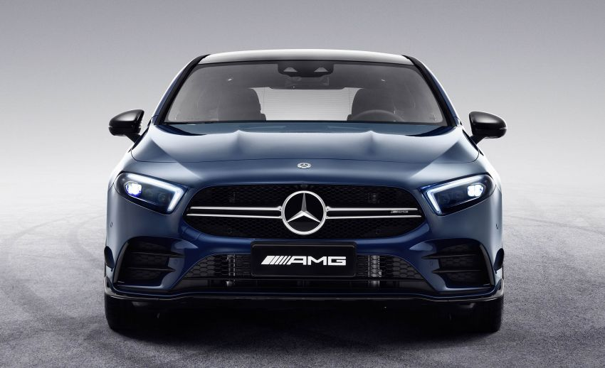 Z177 Mercedes-AMG A35 L 4Matic – only for China Image #948154
