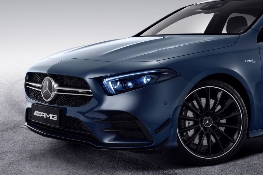 Z177 Mercedes-AMG A35 L 4Matic – only for China Image #948155