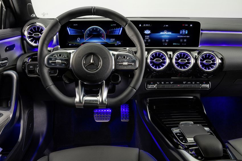 Z177 Mercedes-AMG A35 L 4Matic – only for China Image #948161