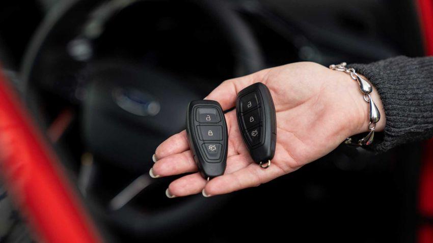 Ford perkenal kunci anti-kecurian – elak isyarat digodam dengan penderia pergerakan di dalamnya Image #947400