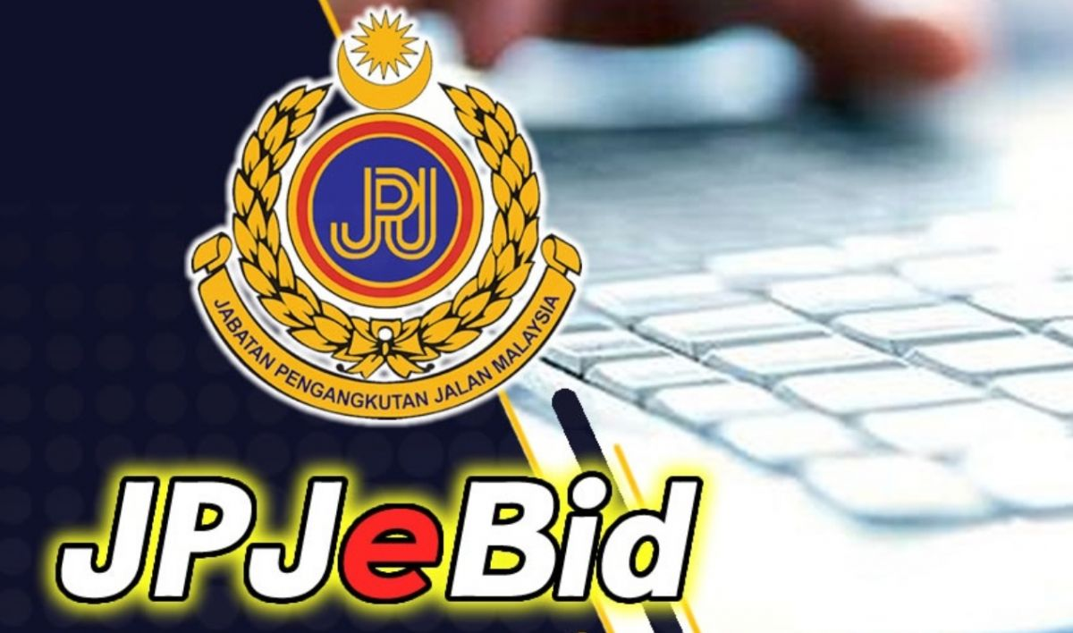 JPJeBid Online Number Plate Bidding System To Start In