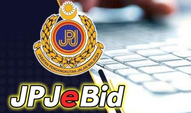 JPJeBid online vehicle number plate bidding system detailed