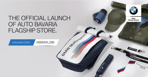 989d0540 AD: Auto Bavaria launches first-ever BMW Lifestyle store on Lazada – 10%  discount for a limited time