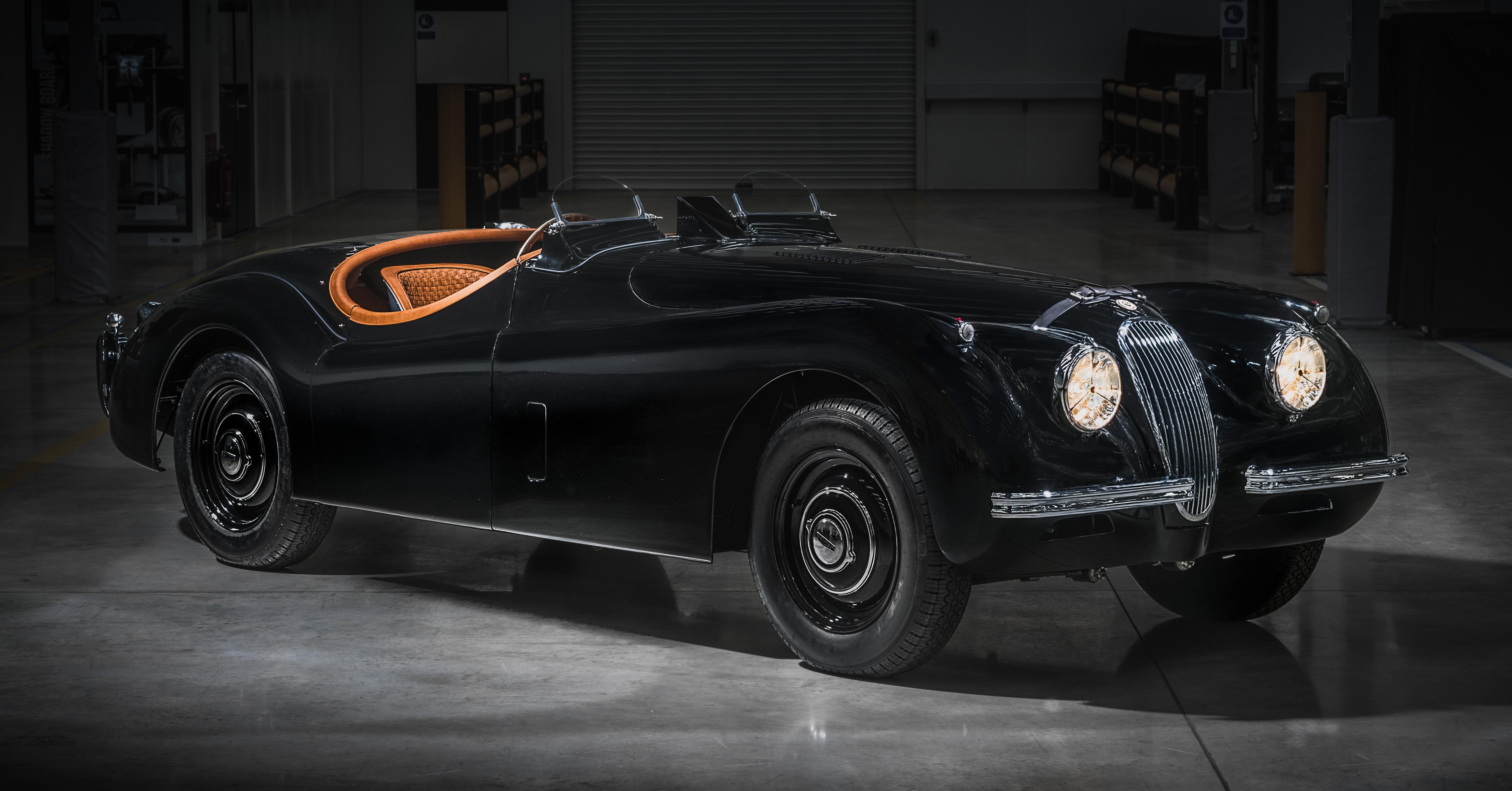 1954 Jaguar XK120 Restomodded For Loyal Enthusiast