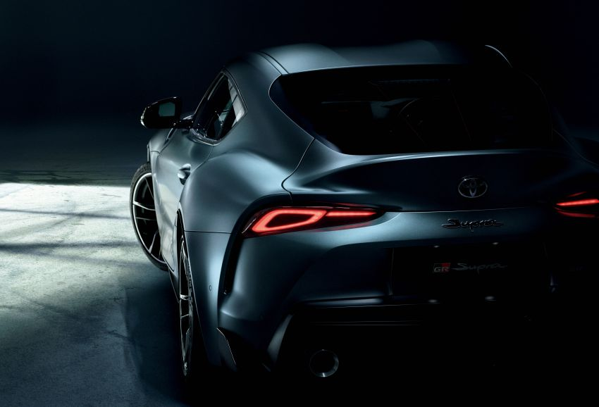 A90 Toyota GR Supra launched in Japan – 2.0L and 3.0L engines; three grade levels; from 4.9 million yen Image #960954