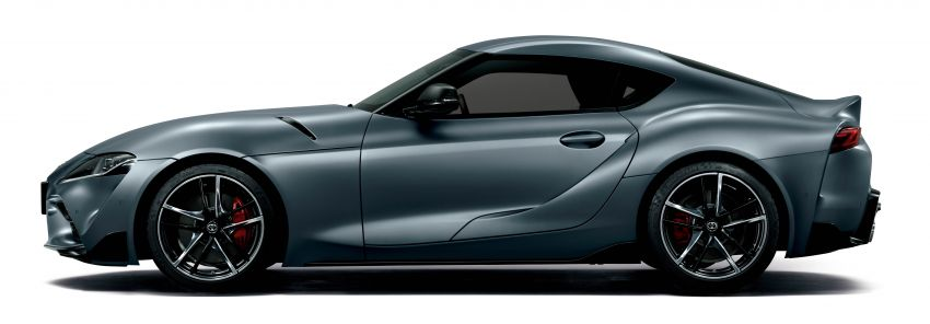 A90 Toyota GR Supra launched in Japan – 2.0L and 3.0L engines; three grade levels; from 4.9 million yen Image #960964