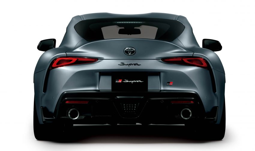 A90 Toyota GR Supra launched in Japan – 2.0L and 3.0L engines; three grade levels; from 4.9 million yen Image #960965