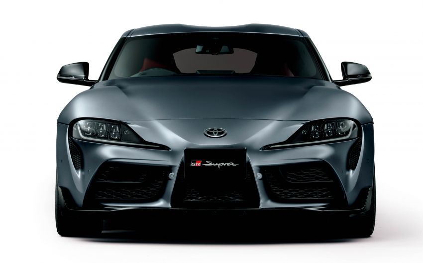 A90 Toyota GR Supra launched in Japan – 2.0L and 3.0L engines; three grade levels; from 4.9 million yen Image #960966