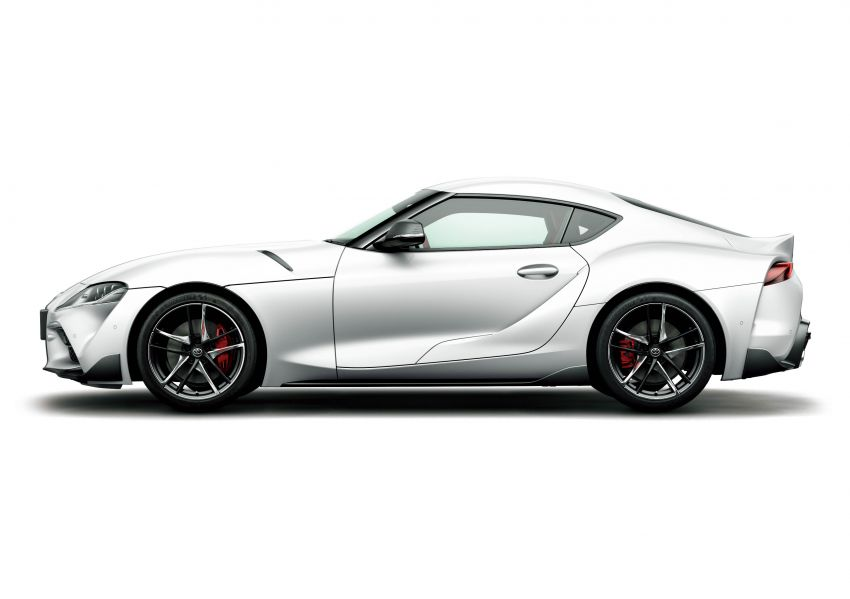 A90 Toyota GR Supra launched in Japan – 2.0L and 3.0L engines; three grade levels; from 4.9 million yen Image #960967